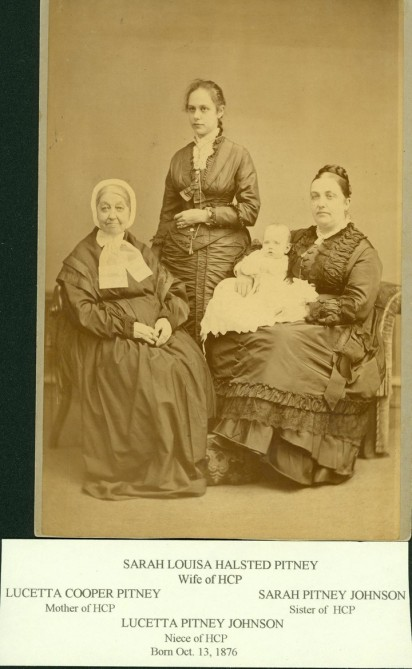 Pitney Women 1876