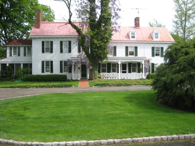 Pitney Farm Main House